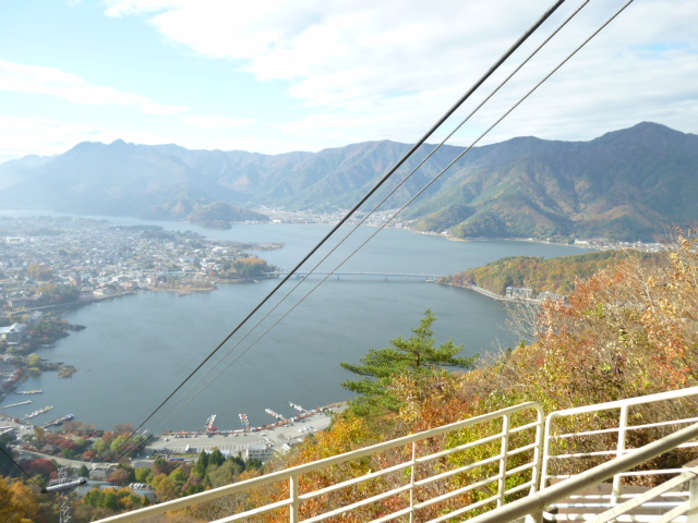 2011.11河口湖