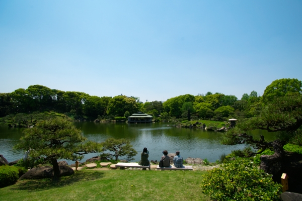 清澄庭園 / The KIYOSUMI Garden