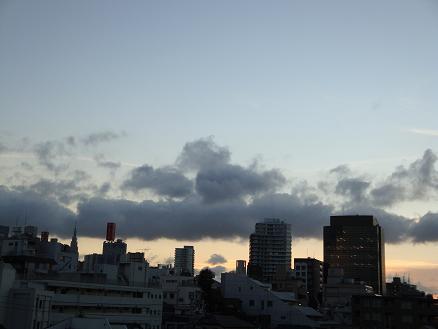 雲の大移動 その2