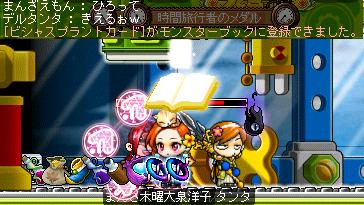 07カード(σ・∀・)σゲッツ!!