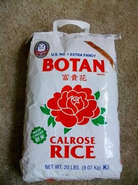 【Update】喜欢吃短粒米的筒子们进来聊聊牌子吧~