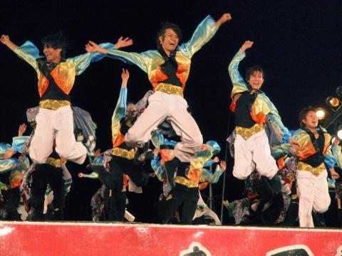 静岡大学よさこいサークルお茶ノ子祭々