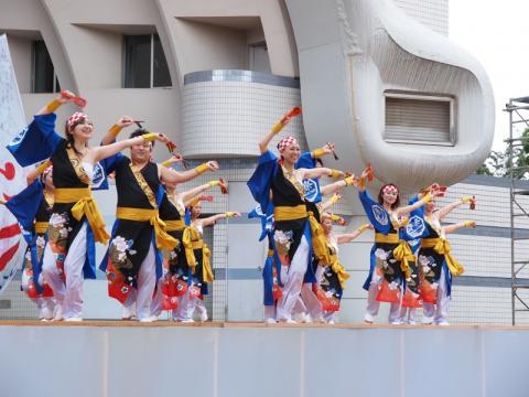 原宿スーパーよさこい'11 祭・WAIWAI よこはま