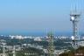 大楠山山頂(東京湾アクアライン)