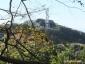 砲台山分岐から武山
