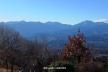 陣馬山山頂5、南側の展望