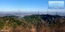 景信山山頂2、筑波山