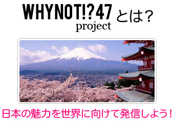 WhyNot!? 47 project