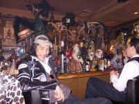 〝Cigar Bar〟店内