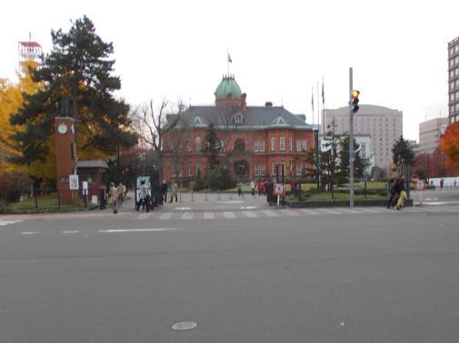 20141031_旧道庁前
