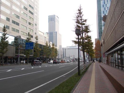 20141101_札幌駅前北4条