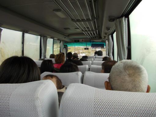 20141130_五味温泉行きバスの中