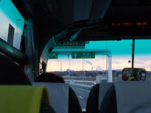 20141206_高速で横浜駅前へ