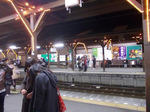 20141206_長谷駅から鎌倉駅へ