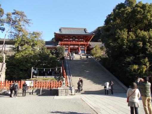 20141207_鶴岡八幡宮