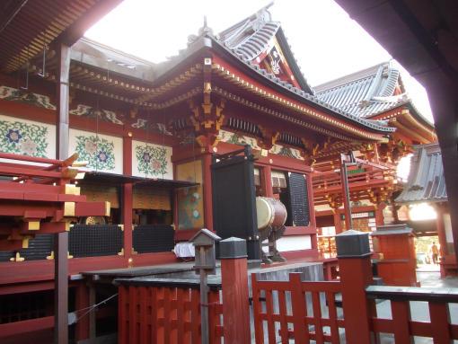 20141207_鶴岡八幡宮内