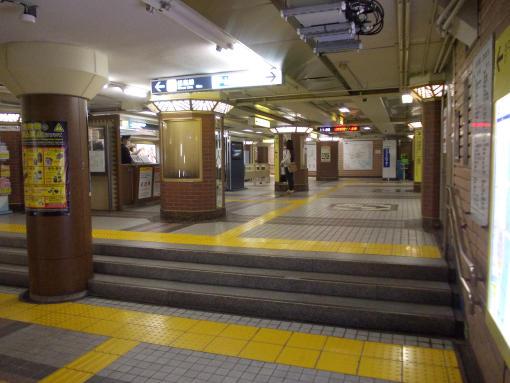 20141218_銀座線浅草駅