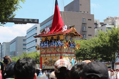 110717祇園祭山鉾巡行③