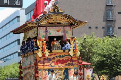 110717祇園祭山鉾巡行⑧