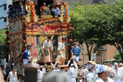110717祇園祭山鉾巡行⑨