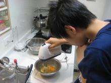 111011ケーキ作り②