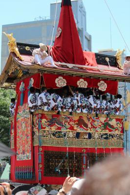 120717祇園祭・山鉾巡行⑤