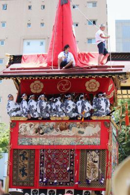 120717祇園祭・山鉾巡行⑦
