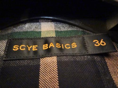 SCYE BASICS 2014-15A/W