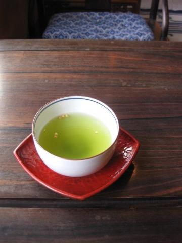 お煎茶1217