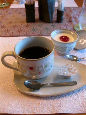 珈琲とデザート1201