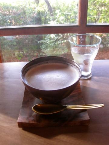 ほうじ茶ミルク1210