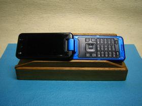 携帯電話ラック
