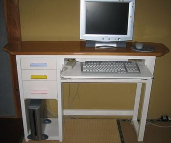パソコン用デスク
