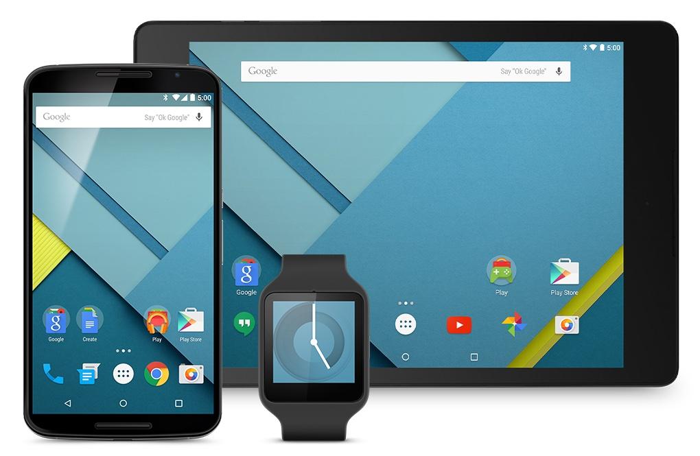 Android 5.0 LollipopのSDKとNexus 5 / 7向けの最終版ファクトリーイメージが公開