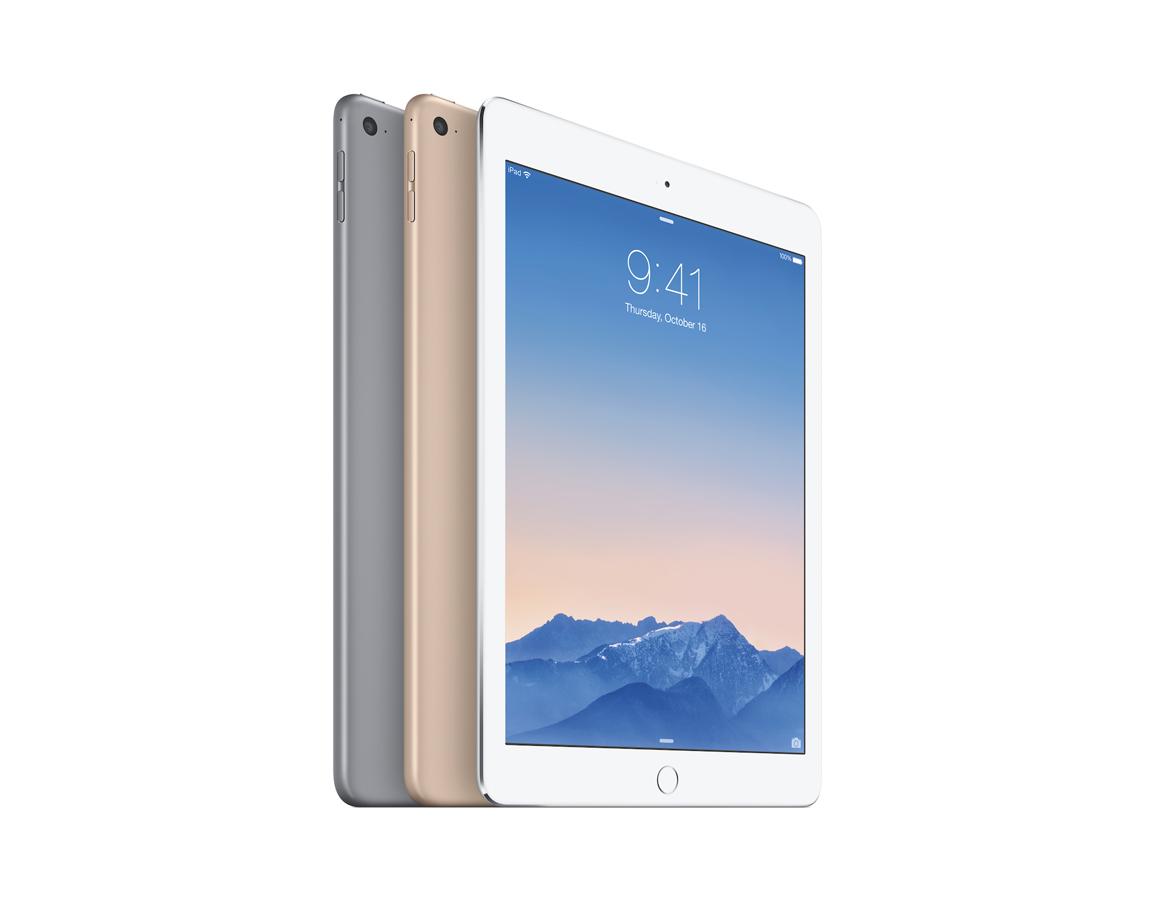 ドコモ、iPad Air2とiPad mini 3の価格を発表