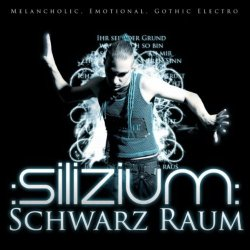 Silizium - Schwarz Raum