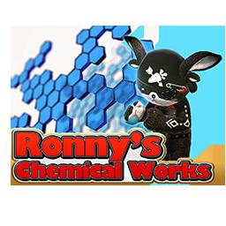 仙鶴的Ronnys Chemical Works(シャツ用)