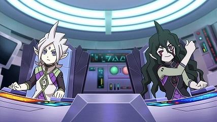 バラン兄弟の宇宙船