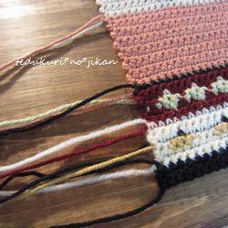 編み込みのつづき2