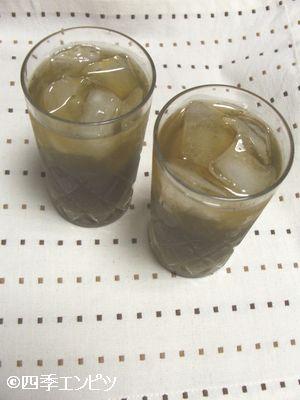 201007 ミント・ジュレップ風 ペパーミントの飲み物