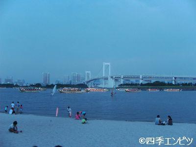 201007 お台場 海浜公園 g