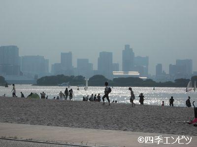 201007 お台場 海浜公園  c