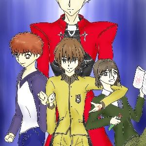 プロフィール画 Fate 男ども2 mini