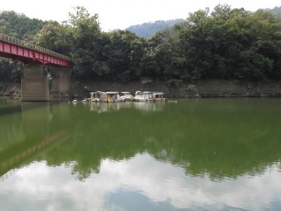ドライブイン旭湖 レンタルボート