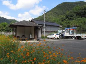 栃原ふれあい広場 駐車場
