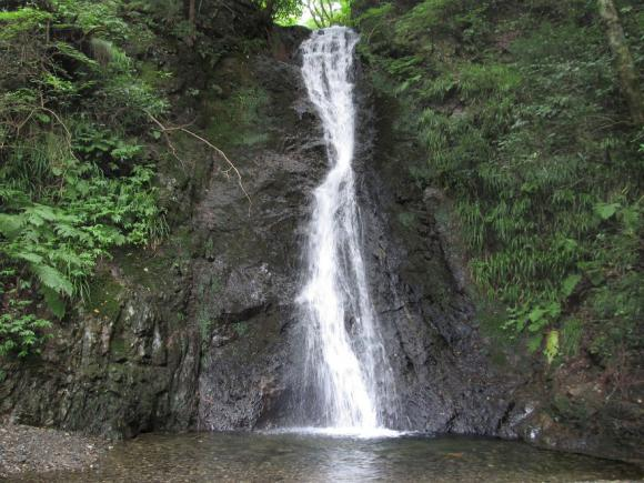 「二の滝」