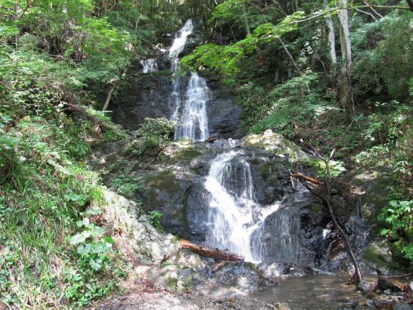 「三の滝」