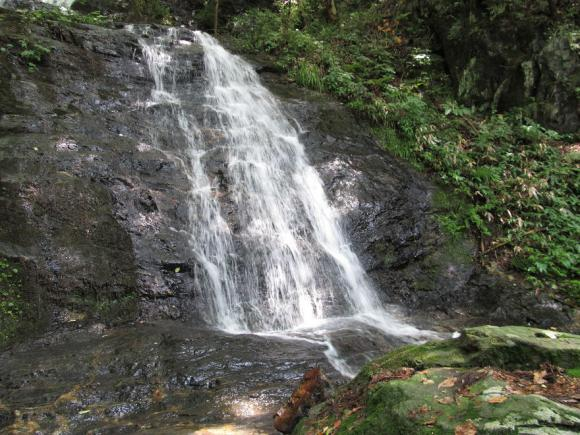 「三の滝」 中段