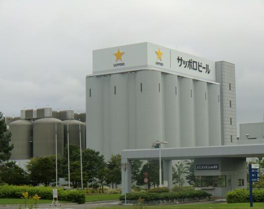 サッポロビール工場