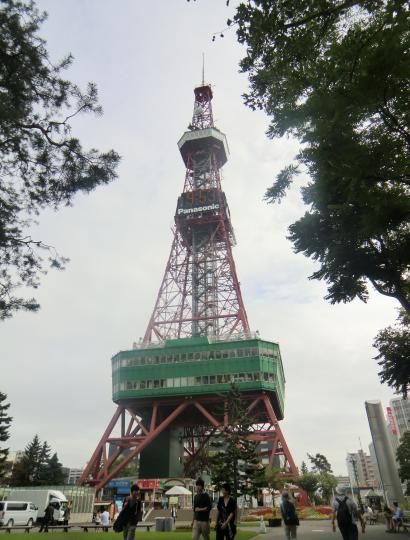 TV塔(朝)